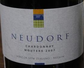 Neudorf Moutere Chardonnay 2007