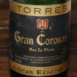 Torres Mas La Plana 1989