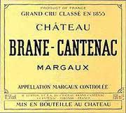 Chateau Brane-Cantenac 2004