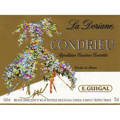 吉佳乐世家康德吕多瑞安法定产区干红葡萄酒 2007
