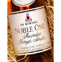德保利诺伯文(贵族一号)贵腐白葡萄酒2006