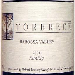 Torbreck Runrig 2004
