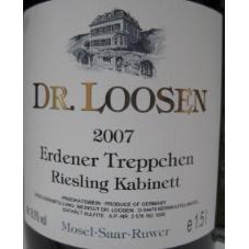 Dr. Loosen Erdener Treppchen Riesling Kabinett