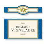Domaine Vignelaure des Coteaux du Verdon Rose 2001
