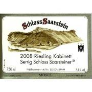 Schloss Saarstein Riesling Kabinett 2008