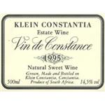 Klein Constantia Vin de Constance 1995