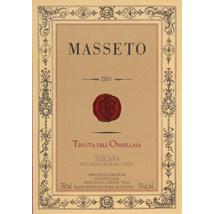 Tenuta dell'Ornellaia Masseto Toscana IGT 2001