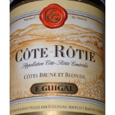 E. Guigal Côte-Rôtie Brune et Blonde 1978