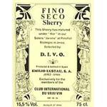 卢士涛庄园  Fino Seco Solero Jarana Selection DIVO N.V