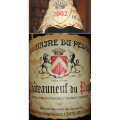 Domaine du Pégaü CDP Cuvée Réservée 2002