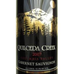 Quilceda Creek Cabernet Sauvignon 2007