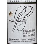 Mt. Difficulty Target Gully Riesling 2009