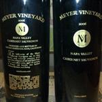 Hestan Vineyards Cabernet Sauvignon Meyer Vineyard 2006
