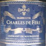 Charles de Fère Cremant De Bourgogne
