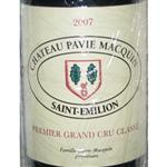 Chateau Pavie Macquin 2007