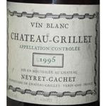 Château-Grillet (Neyret-Gachet) Château-Grillet 1995