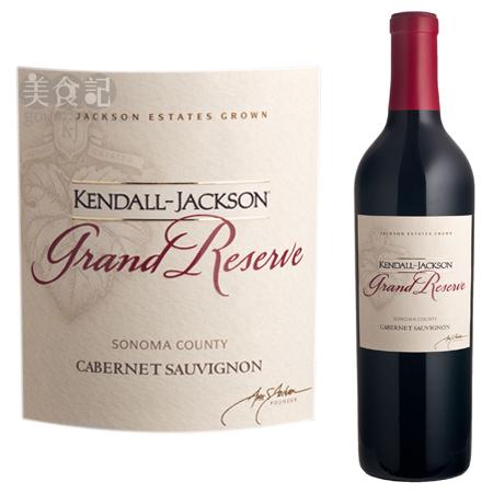 肯德杰克逊酒园加本力苏维翁特酿干红葡萄酒