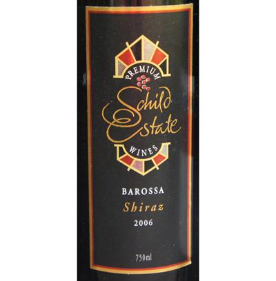 Schild Estate Barossa Shiraz 2006