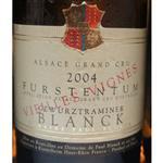 Blanck Furstentum Gewuztraminer Vieilles Vignes 2004