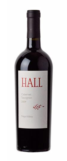 Hall Vineyards Napa Valley Cabernet Sauvignon 2009