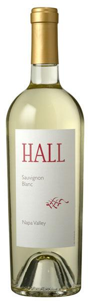 Hall Vineyards Napa Valley Sauvignon Blanc 2011