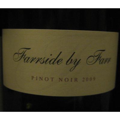By Farr Farrside Pinot Noir 2009