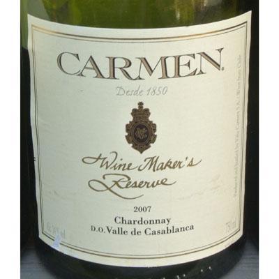 Carmen Chardonnay Winemaker's Reserve