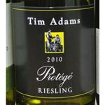 Tim Adams Protégé Riesling 2010
