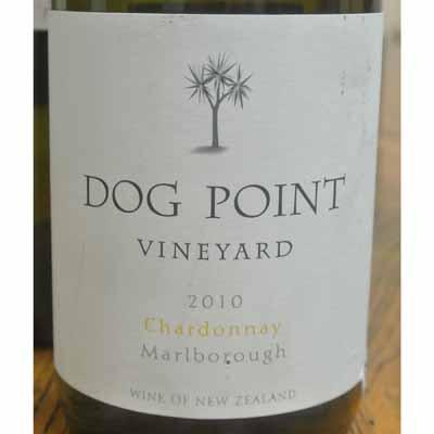Dog Point Chardonnay 2010 Marlborough