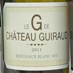 Château Guiraud 'G' Sec 2011
