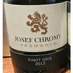 Joseph Chromy Tasmania Pinot Gris 2012