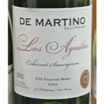 De Martino Single Vineyard Las Aguilas Cabernet Sauvignon 2011