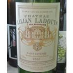Chateau Lilian Ladouys 2001