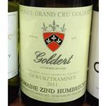 Domaine Zind-Humbrecht Gewurztraminer Goldert GC 2011