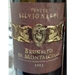 Tenute Silvio Nardi Brunello di Montalcino 2003
