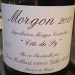 Jean Foillard Morgon Cote du Py 2013