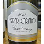 法拉利卡诺酒庄霞多丽白葡萄酒2013