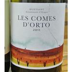 Orto Vins 'Les Comes d'Orto' Montsant 2011