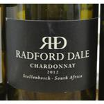 Radford Dale Chardonnay Stellenbosch 2012