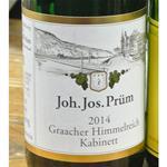 Joh.Jos.Prum Graacher Himmelreich Kabinett 2014