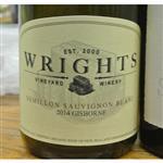 Wrights Semillon Sauvignon Blanc 2014