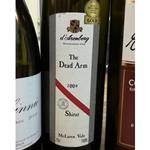 d'Arenberg The Dead Arm McLaren Vale Shiraz 2000