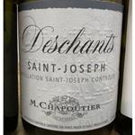 M. Chapoutier Saint Joseph Deschants 2008