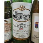 Chateau Chasse-Spleen Moulis en Medoc 1978