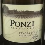 Ponzi Vineyards Tavola Pinot Noir 2013
