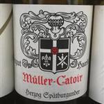 Muller-Catoir Herzog Spatburgunder Pinot Noir Dry 2014