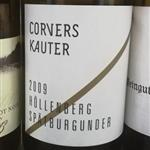 Corvers Kauter Hollenberg Spatburgunder Trocken 2009