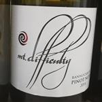 Mt. Difficulty Bannockburn Pinot Noir 2014