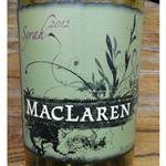 MacLaren Atoosa's Vineyard Syrah 2012