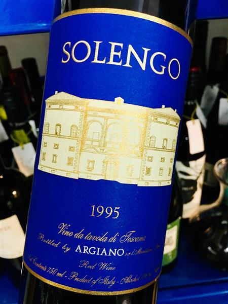 Argiano Solengo 1995